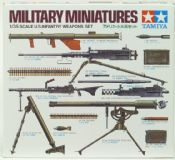 Tamiya 35121 US Infantry Weapons Set